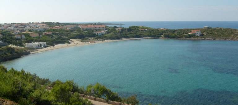 Plages de Calasetta et  Sant'Antioco