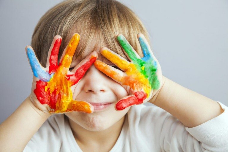 The joy of art - workshop per adulti e bambini